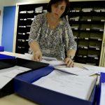 Employée à la CPAM de Bordeaux