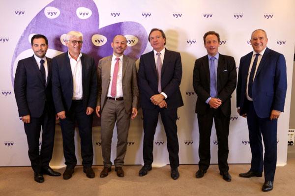Naissance du groupe VYV !