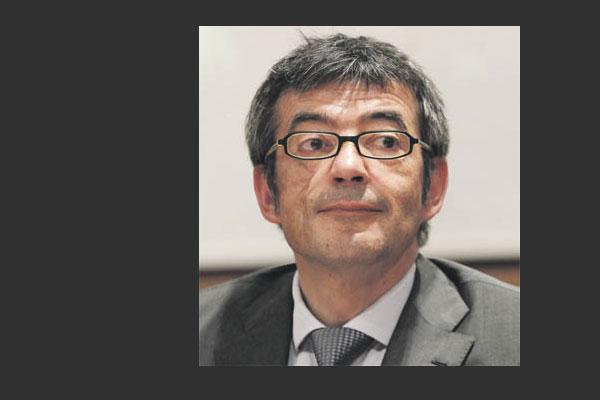 Vincent Mazauric DG de la CNAF