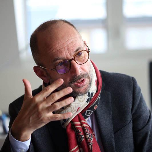 Thierry Beaudet interview