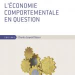 L'économie comportementale en question, couverture du livre