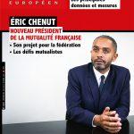 Eric Chenut en couverture d'Espace Social Européen